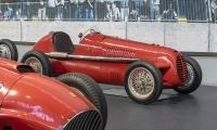 Cisitalia D46 Monoplace 1948 - Cité de l'automobile, Collection Schlumpf 2020