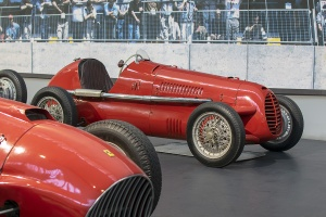 Cisitalia D46 Monoplace 1948 - Cité de l'automobile, Collection Schlumpf 2020