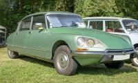 Citroën DS 20 1972 - Automania 2019, Edling les Anzeling, Hara du Moulin