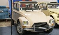 Citroën Dyane - 100 ans de Citroën, Chevrons-Sans-Frontière, Cattenom, 2019