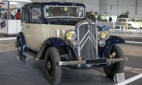 Citroën Rosalie 8CV 1933 - Salon ,Auto-Moto Classic, Metz, 2019