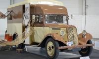 Citroën T23 1938 - Salon ,Auto-Moto Classic, Metz, 2019