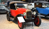 Citroën type C 1923 - Cité de l'automobile, Collection Schlumpf