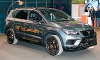 Cupra Ateca - Luxembourg Motor Show 2018