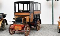 Daimler Bus 1899 - Cité de l'automobile, Collection Schlumpf