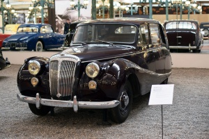 Daimler Regency DF 302 Limousine 1954 - Cité de l'automobile, Collection Schlumpf