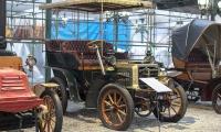 Darracq type C Tonneau 1901 - Cité de l'automobile, Collection Schlumpf 2020