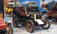 Darracq type C Tonneau 1901 - Cité de l'automobile, Collection Schlumpf