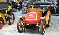 Darracq type L Tonneau 1903 - Cité de l'automobile, Collection Schlumpf