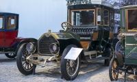 Darracq type SS 20/28 Coupé-Chauffeur 1907 - Cité de l'automobile, Collection Schlumpf 2020