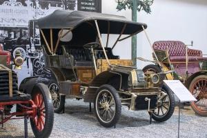 De Dion-Bouton type AL Tonneau 1906 - Cité de l'automobile, Collection Schlumpf, Mulhouse, 2020