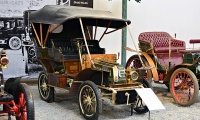 De Dion-Bouton type AL Tonneau 1906 - Cité de l'automobile, Collection Schlumpf