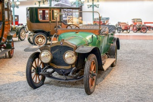 De Dion Bouton type DX torpedo 1913 - Cité de l'automobile, Collection Schlumpf, Mulhouse