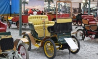 De Dion Bouton type G Vis à Vis 1901 - Cité de l'automobile, Collection Schlumpf