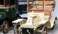 De Dion-Bouton type H 1902 - Cité de l'automobile, Collection Schlumpf