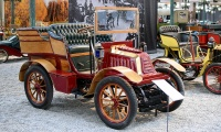 De Dion Bouton type O 1902 - Cité de l'automobile, Collection Schlumpf