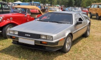 DeLorean DMC-12 - Retro Meus'Auto 2018, Lac de la Madine