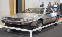 DeLorean DMC-12 - Salon ,Auto-Moto Classic, Metz, 2019