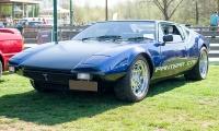 De Tomaso Pantera GTS - LOF Oldtimer Breakfast Mamer 2019