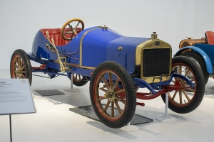 Delage type F Biplace Course 1908 - Cité de l'automobile, Collection Schlumpf 2020