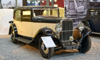 Delage D6-11 Berline 1933 - Cité de l'automobile, Collection Schlumpf
