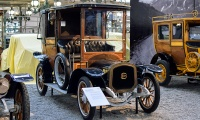 Delahaye 10/12 HP Coupé Landolet 1912 - Cité de l'automobile, Collection Schlumpf