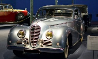 Delahaye type 135M Coach 1949 - Cité de l'automobile, Collection Schlumpf