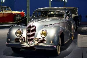Delahaye type 135M Coach 1949 - Cité de l'automobile, Collection Schlumpf