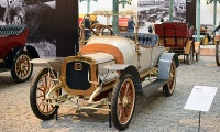 Delahaye type 28A Torpedo 1908 - Cité de l'automobile, Collection Schlumpf