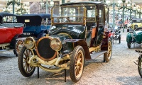 Delaunay-Belleville HB6 Coupé Chauffeur 1912 - Cité de l'automobile, Collection Schlumpf