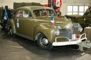 Dodge Luxury Liner D19 - Salon Auto-Moto Classic Metz 2018