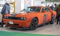 Dodge Challenger SRT III - Salon ,Auto-Moto Classic, Metz, 2019