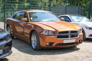 Dodge Charger VII (LD)  RT Daytona - Rêve américain, Balastière Meeting, Hagondange, 2019