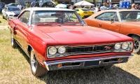 Dodge Coronet V R/T - American Roadrunners 2018, Stadtbredimus