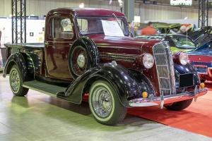 Dodge LC 1936 - LOF, Autotojumble, Luxembourg, 2020