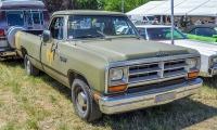 Dodge RAM I - American Roadrunners 2018, Stadtbredimus