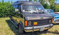 Dodge RAM Van II - American Roadrunners 2018, Stadtbredimus