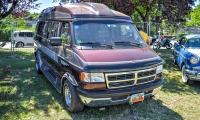 Dodge RAM Van III - American Roadrunners 2018, Stadtbredimus