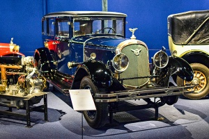 Farman NF 1 limousine 1928 - Cité de l'automobile, Collection Schlumpf