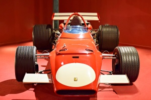 Ferrari 312 B 1970 - Cité de l'automobile, Collection Schlumpf