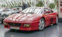 Ferrari 348 TB 1990 - LOF, Autotojumble, Luxembourg, 2020