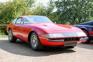 Ferrari 365 GTB/4 Daytona 1970 - Automania 2017, Manderen, Château de Malbrouck