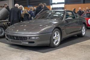 Ferrari 456 GT 1994 - Salon ,Auto-Moto Classic, Metz, 2019