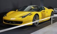 Ferrari 458 Spider - Salon ,Auto-Moto Classic, Metz, 2019