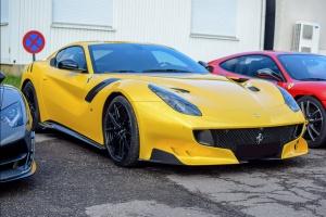Ferrari F12tdf - Cars & Coffee Deluxe Luxembourg Mai 2019
