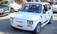 Fiat 126 Abarth - Automania 2017, Edling les Anzeling, Hara du Moulin