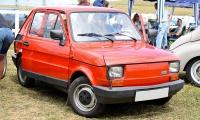 Fiat 126P Polski - Automania 2017, Edling les Anzeling, Hara du Moulin