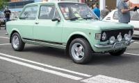 Fiat 128 Rallye - Autos Mythiques 57, Thionville, 2019