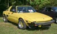 Fiat X 1/9 1300 1982- Automania 2019, Edling les Anzeling, Hara du Moulin