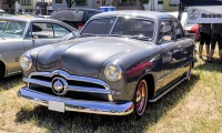 Ford 1949 - American Roadrunners 2018, Stadtbredimus